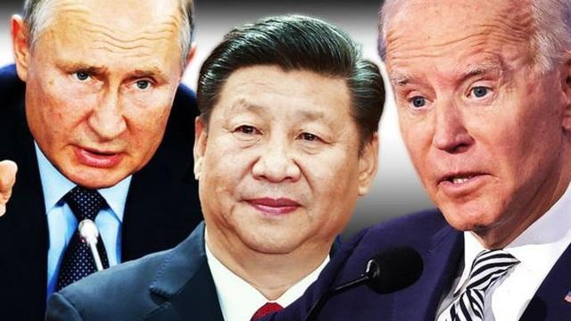 Trung Quốc đối đầu Nga-Mỹ ở mắt xích chiến lược ít ai ngờ tới: Đâu là kẻ thảm bại?