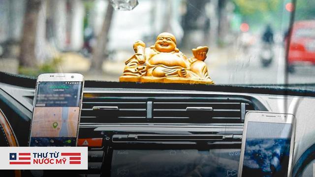 Thư từ nước Mỹ: Thế giới huyền bí và đầy bất ngờ trong một chiếc taxi ở Hà Nội