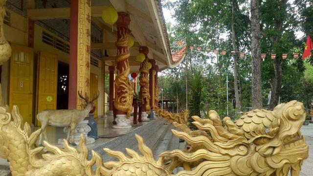 Bí ẩn ngôi chùa tưởng nhớ vị thiền sư chịu hàng ngàn con đỉa hút máu giúp dân canh tác