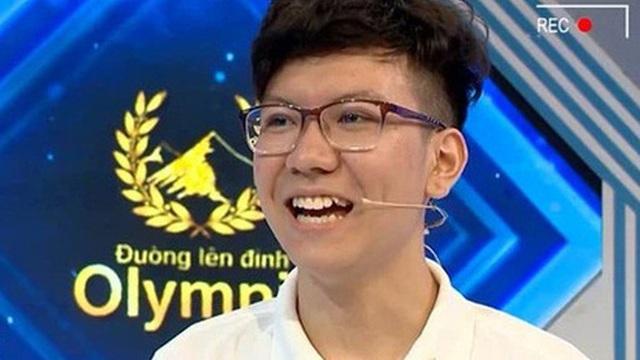 Thí sinh Olympia gây tranh cãi vì 'cười đểu' trên sóng truyền hình: 'Ăn mừng mới là tôn trọng đối thủ'