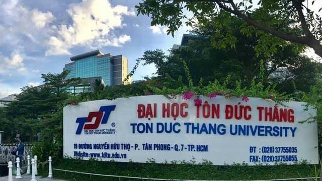 Cục Cảnh sát kinh tế đang xác minh những gói thầu nào của Đại học Tôn Đức Thắng?