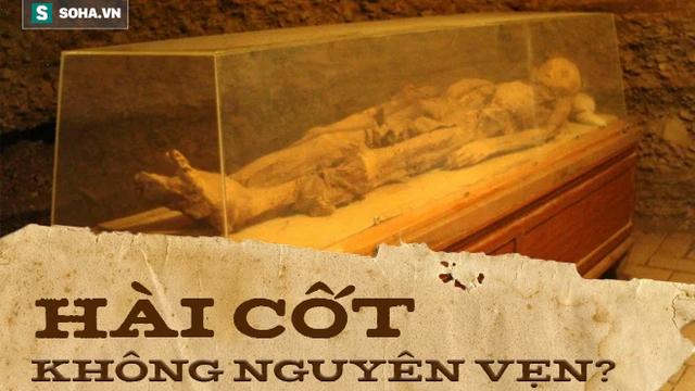 Dám đào trong 40 năm: Tiết lộ 10 bí ẩn chưa từng biết về lăng mộ Tần Thủy Hoàng - Thuốc nổ không phá được lăng mộ; Lực hấp dẫn dị thường bên dưới