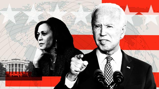 """Nhà Trắng có động thái lạ sau cú vấp ngã của TT Biden: Đổi tên thành """"chính quyền Biden-Harris"""""""