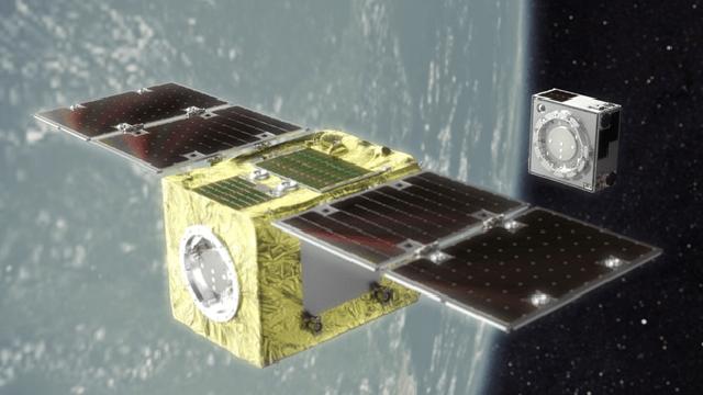 Nhật phóng vệ tinh nam châm đầu tiên trong lịch sử: Thực hiện sứ mệnh có 1-0-2 ngoài không gian