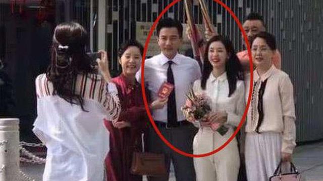 Rò rỉ ảnh Lưu Khải Uy bí mật kết hôn với nữ thần nhan sắc kém 19 tuổi, 'nhà gái' đã mang thai 5 tháng