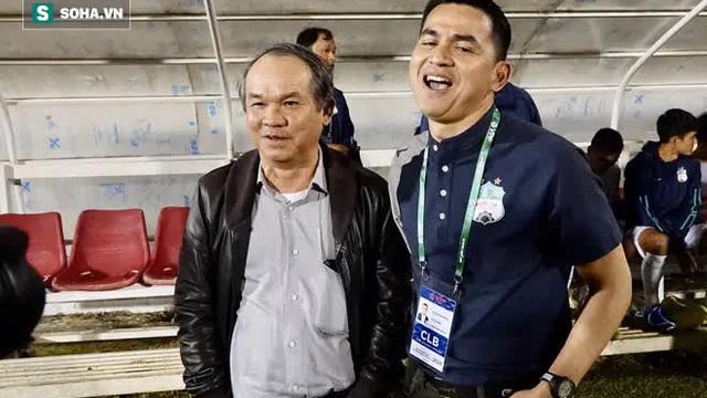 """""""HLV Kiatisuk thất bại ở Thai League, nhưng về HAGL lại thăng hoa cũng là nhờ ơn bầu Đức"""""""