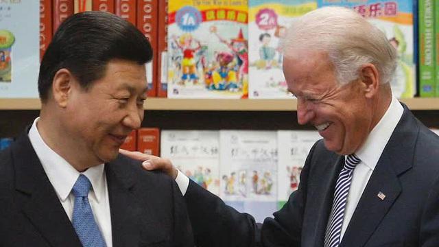 Tổng thống Mỹ Joe Biden: Có tôi ở đây thì không có chuyện Trung Quốc làm lãnh đạo thế giới