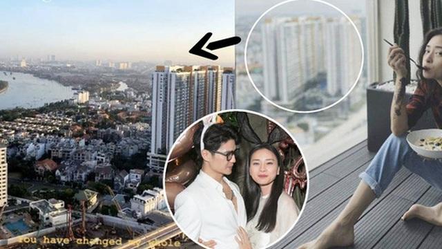 Sáng sớm Huy Trần làm gì ở nhà Ngô Thanh Vân mà dân tình rần rần tin đồn sống chung thế này?