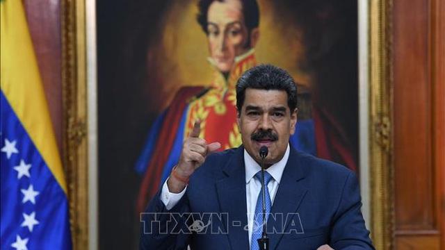 Facebook tạm khóa tài khoản của Tổng thống Venezuela