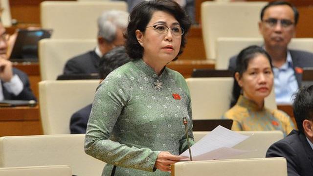Đại biểu Tô Thị Bích Châu: Vì sao trong nhiệm kỳ tới, lãnh đạo Quốc hội không có nữ?