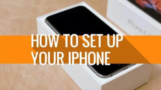 Hướng dẫn chuyển dữ liệu từ điện thoại cũ sang iPhone mới