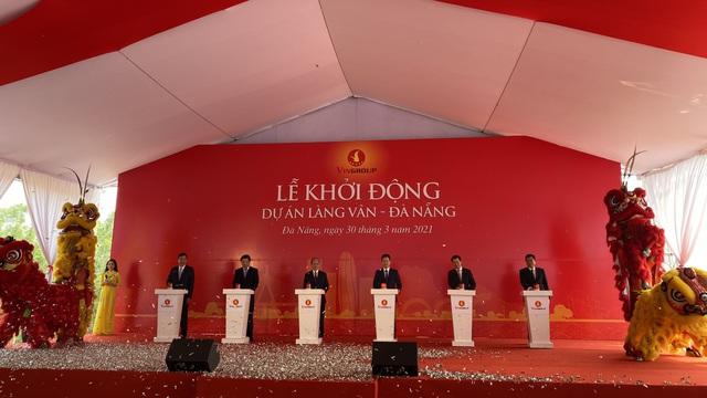 Đà Nẵng tái khởi động dự án du lịch có vốn đầu tư 35.000 tỉ đồng