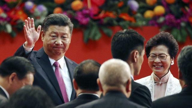 """Ông Tập Cận Bình ký lệnh luật bầu cử """"yêu nước"""" ở Hồng Kông: Hết cơ hội cho phe đối lập"""