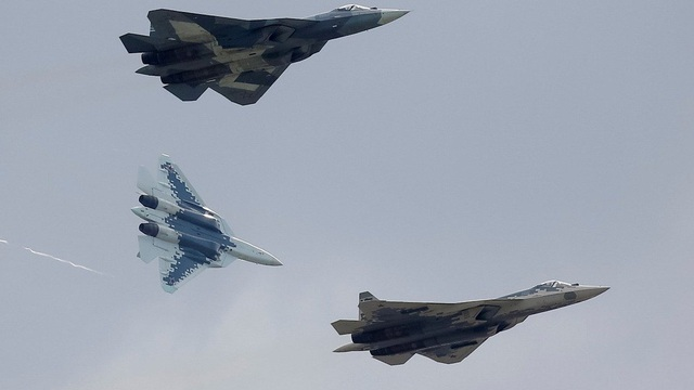 Trung Quốc khen tiêm kích tàng hình Su-57 của Nga ăn đứt tiêm kích Mỹ