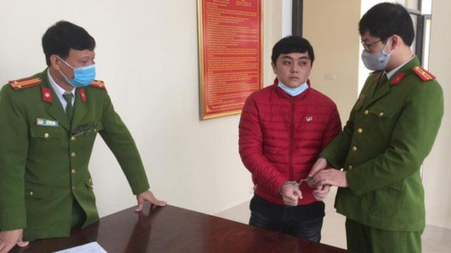 Khởi tố 1 y tá Bệnh viện Đa khoa tỉnh Tuyên Quang