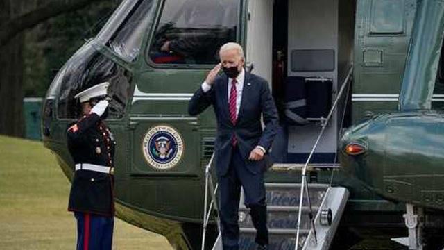 """Quân đội Mỹ """"đau đầu"""" với trực thăng của Tổng thống Biden"""