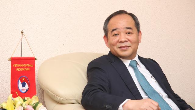 """Ông Lê Khánh Hải rút khỏi vị trí Chủ tịch VFF, ai sẽ lên ngồi """"chiếc ghế nóng""""?"""