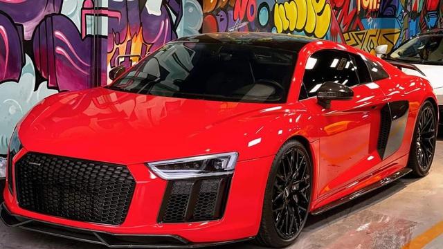 Audi R8 từng của Đông Nhi - Ông Cao Thắng bất ngờ được chào bán giá dưới 10 tỷ đồng