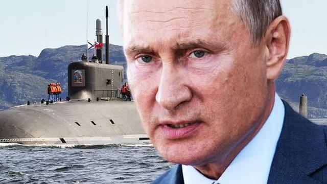 """1 tàu ngầm Mỹ có thể đánh chìm 3 tàu ngầm hạt nhân Nga: """"Gót chân Achilles"""" lộ diện"""