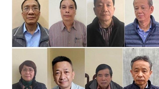 19 bị cáo vụ Gang thép Thái Nguyên hầu tòa