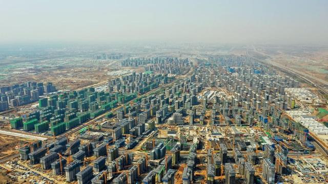 24h qua ảnh: Cận cảnh khu tái định cư khổng lồ ở Trung Quốc