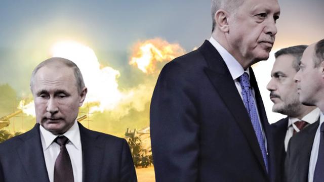 """Nga-Ukraine đang """"căng như dây đàn"""", Thổ Nhĩ Kỳ lại đến """"phá bĩnh""""?"""