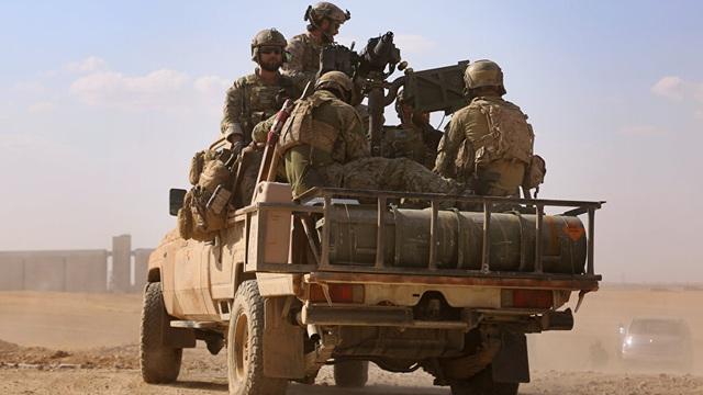 Truyền thông Syria tố Quân đội Mỹ đánh cắp 40 xe dầu chở sang Iraq