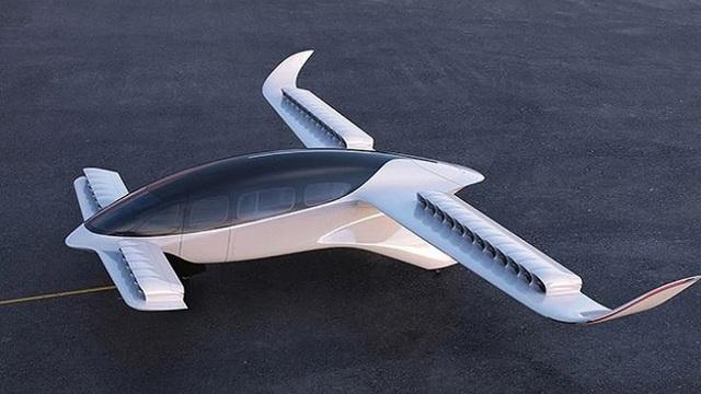 Chiếc taxi bay đạt vận tốc khó tin: 289km/giờ!