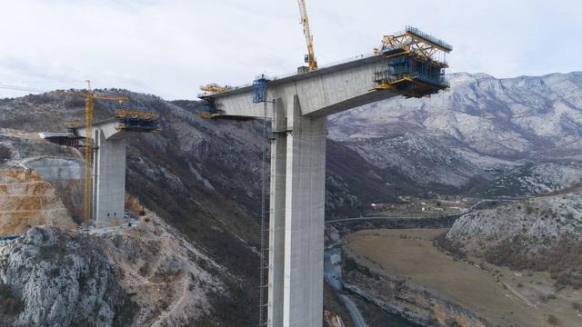 Montenegro rơi vào bẫy nợ của Trung Quốc: Không có tiền để trả thì phải trả bằng đất!