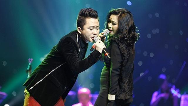 Tùng Dương, Thanh Lam hát nhạc Phú Quang, Đoàn Chuẩn