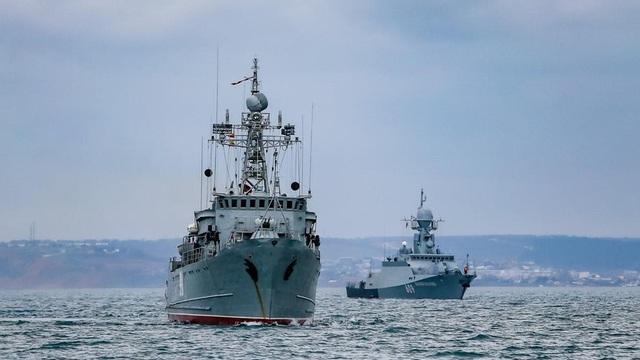 Ukraine tức tối vì Nga bất ngờ tuyên bố đóng cửa một phần Biển Đen