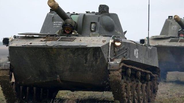 Tướng Mỹ: Khả năng Nga tấn công Ukraine là không cao
