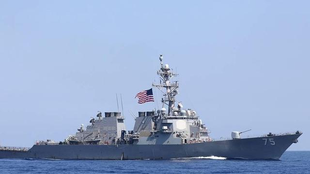 E ngại Nga, Mỹ hủy bỏ kế hoạch phái tàu chiến đi vào Biển Đen?