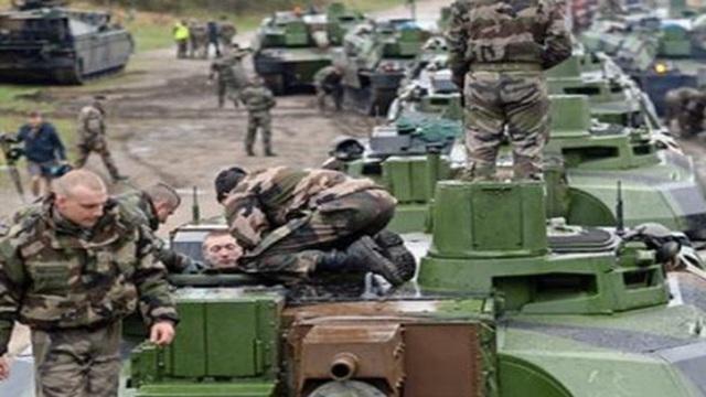 NATO bí mật 'ém' lực lượng tấn công sát biên giới Nga?