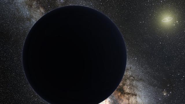 Tìm ra hành tinh thứ 9 đáng sợ, đang gây rối ở rìa Hệ Mặt Trời