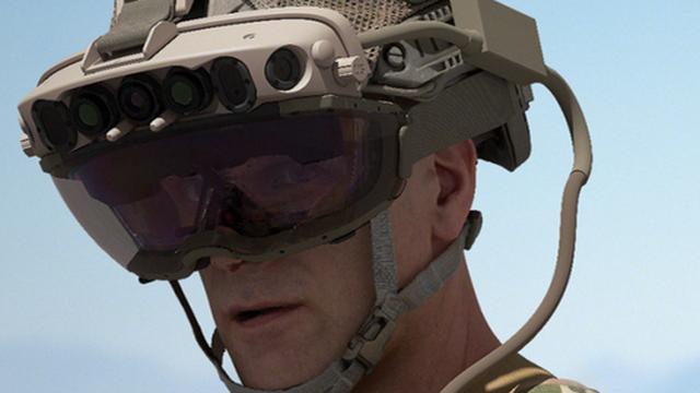 Kính HoloLens của Microsoft giành chiến thắng lớn: cung cấp 120.000 kính cho Quân đội Mỹ với giá 22 tỷ USD