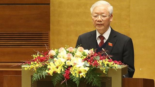 Chính thức miễn nhiệm Chủ tịch nước Nguyễn Phú Trọng