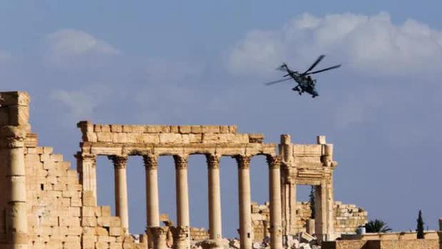 """NÓNG: Nga không kích ở Syria, 200 """"chiến binh"""" khủng bố mất mạng"""