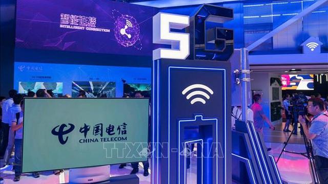 Trung Quốc đẩy mạnh việc xây dựng mạng di động 5G lớn nhất thế giới