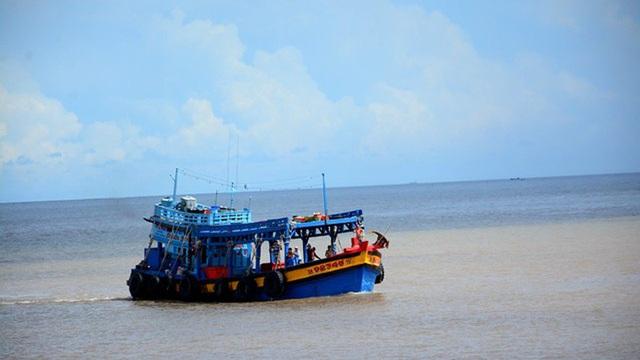 5 phụ nữ di chuyển từ Campuchia về Kiên Giang trên tàu cá với giá 1.000 - 1.200 USD/người