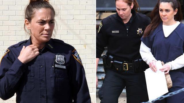 Nữ cảnh sát Mỹ thuê sát thủ giết chồng cũ và diễn biến không ngờ
