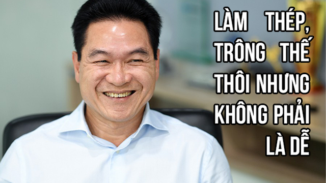 Thấy Hòa Phát lãi lớn, nhiều công ty Việt Nam cũng hào hứng đi xây lò cao để luyện thép. Kết quả: Thất bại!