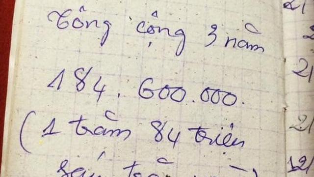 Cử nhân Luật òa khóc khi vô tình nhìn thấy cuốn sổ mẹ ghi tiền nuôi học đại học
