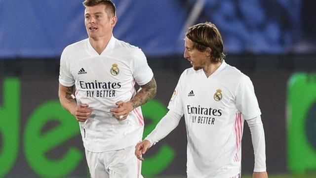Bão chấn thương vẫn chưa buông tha Real Madrid