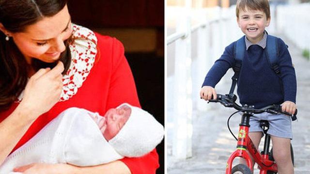 """Bức ảnh mới của Hoàng tử Louis nhân dịp sinh nhật tròn 3 tuổi """"gây bão"""" MXH với chi tiết xúc động, cho thấy sự tinh tế của Công nương Kate"""