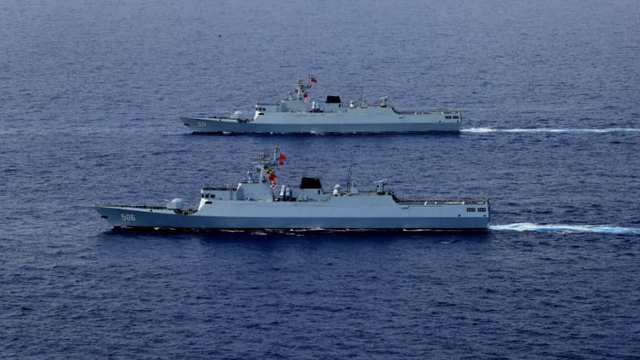 EU chỉ đích danh Trung Quốc gây nguy hiểm ở Biển Đông, công bố chính sách nhắm thẳng Bắc Kinh