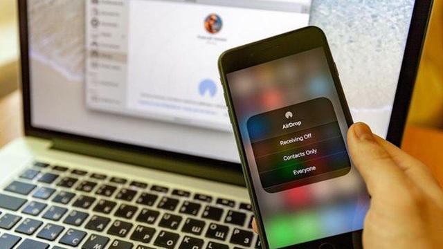 Lý do người dùng iOS nên tắt ngay AirDrop