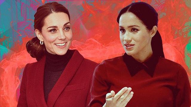 Meghan Markle tố Hoàng gia Anh phân biệt đối xử, thiên vị chị dâu Kate, Cung điện lần đầu lên tiếng phản hồi