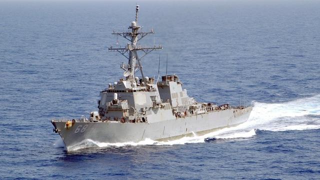 Tàu chiến Mỹ gia nhập hạm đội của Anh đến Ấn Độ Dương-Thái Bình Dương