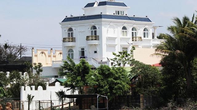 Tỉnh ủy Lâm Đồng yêu cầu xử lý vụ biệt thự đồ sộ không phép